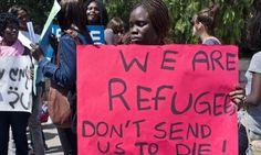 Immigrants in South Sudan (pic)