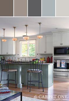 Colourful Kitchen Inspiration - Home Trends Magazine