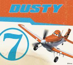 Dusty Crophopper