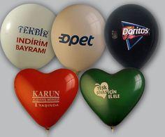 Baskılı Balon ile Dikkat Çekin