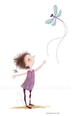 Marjorie Ann  majeakann.wordpress.com/  I love Marjorie Ann arts! Majeak Ann Illustrations