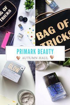 Primark Beauty Haul September 2017 Makeup Products Skincare & Glitter Nail Polish.