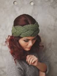 Image result for how to knit with braided yarn