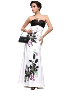 Ever Pretty Classic Empire Waist Flower Printed « Dress Adds Everyday