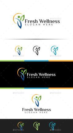 Fresh Wellness — Photoshop PSD #resort #health • Available here → https://graphicriver.net/item/fresh-wellness/9406292?ref=pxcr