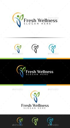 Fresh Wellness — Photoshop PSD #resort #health • Available here → https://graphicriver.net/item/fresh-wellness/9406292?ref=pxcr