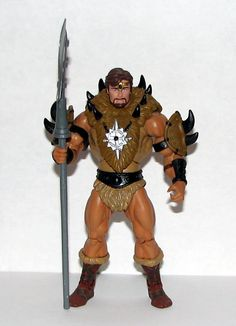 Masters of the Universe classics custom action figure