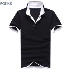 Here is a sneak peak at what's new and fresh at Costbuys today FGKKS New Fashion... see for yourself and don't ever doubt again http://www.costbuys.com/products/fgkks-new-fashion-brand-men-polo-shirt-solid-v-neck-short-sleeve-slim-fit-shirt-men-cotton-polo-shirts-casual-shirts?utm_campaign=social_autopilot&utm_source=pin&utm_medium=pin