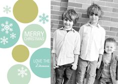 Free Christmas card template downloads