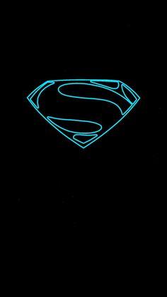 Superman Artwork, Superman Wallpaper, Hero Wallpaper, Superman Logo, Avengers Wallpaper, Cool Wallpaper, Wallpaper Backgrounds, Superman Tattoos, Iphone Wallpaper