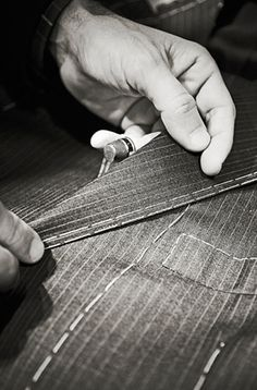 Bespoke Tailoring | Harry Rosen