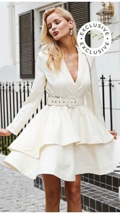 -Life is too short to wear boring clothes 💛 Summer Wear For Women, Summer Special, Long Summer Dresses, Elegant Outfit, New Wardrobe, Shirt Dress, How To Wear, Life, Clothes