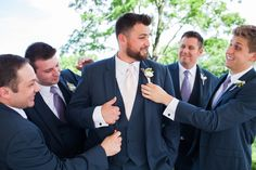 Groom & Groomsmen| Eighteen Ninety Event Space | Kansas City Wedding Venue | KC Wedding Venues  | Photo By Picture to the T