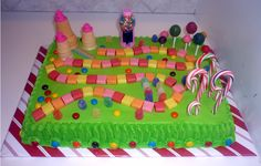 Candyland cake for cake auction?