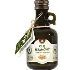 Olej Sezamowy 0,25L (Oleofarm)