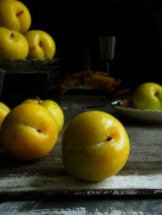 Plums by Feed the piglet blog