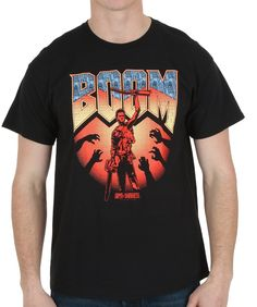 ARMY OF DARKNESS BOOM Tee - Ash Williams Tee