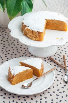 Bolo Tecolameco - Be Nice, Make a Cake Chocolate Chip Recipes, Mint Chocolate Chips, Pumpkin Dessert, Pumpkin Cheesecake, Cheesecakes, Food Cakes, Cupcake Cakes, Baking Party, Blue Cakes