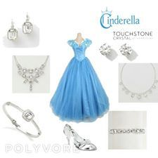 e000039b0c3b  sparkle  glam  jewelry  accessories  touchstone  crystal  fashion   halloween  cinderella