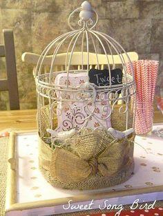 Tweet Birdcage
