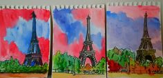 Parigi 2016 tour Eiffel pop