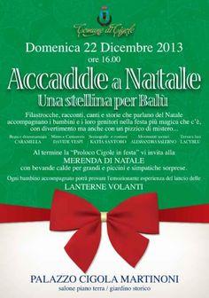 Accadde a Natale a Cigole http://www.panesalamina.com/2013/19980-accadde-a-natale-a-cigole.html