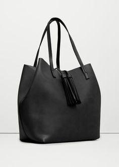 Shopper bag from Mango