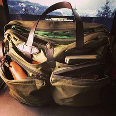 いいね!6件、コメント1件 ― @66shiro99のInstagramアカウント: 「FILSON 24-HOUR TIN BRIEFCASE 最近購入したブリーフケース。 今までで一番気に入った鞄かも」