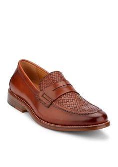 G.H. Bass  Co. Britishtan Charles Dress Shoes