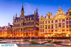 Brussels, Belgium  |  Brussels is a region of Belgium comprising 19 municipalities, including the City of Brussels which is the capital of Belgium. The Brussels-Capital Region is a part of both the French Community of Belgium and the Flemish Community, but is separate from the region of Flanders or Wallonia.  |  Book Now: https://www.worldairfares.uk/?utm_source=pinterest&utm_campaign=brussels-belgium&utm_medium=social&utm_term=belgium  |  #Brussels #Belgium #WorldAirfares…