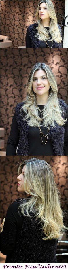 Já conhece o Hair Botox e BB Cream Capilar? Conto td no Blog www.sabrinadalmolin.com