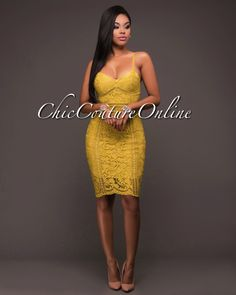 Chic Couture Online - Aubrey Lime Lace Padded Dress, (http://www.chiccoutureonline.com/aubrey-lime-lace-padded-dress/)