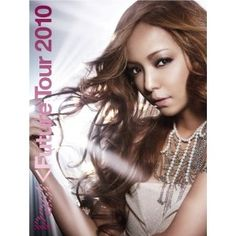 Namie Amuro – Past Future Tour 2010 Prity Girl, Cd Cover, Pretty Baby, Cool Girl, Past, Dreadlocks, Wonder Woman, Celebs, Tours