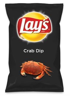 Wouldn't Crab Dip be yummy as a chip? Lay's Do Us A Flavor is back, and the search is on for the yummiest flavor idea. Create a flavor, choose a chip and you could win $1 million! https://www.dousaflavor.com See Rules.
