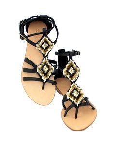 Cocobelle Aztec Sandal