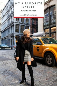 My 3 Favorite Skirts for the Winter   winter wear   skirts   cold weather outfits   winter fashion   cold weather fashion    Olivia Jeanette #winterfashion #coldweatherfashion