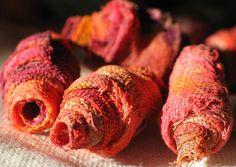 kangashelmet - textile beads | Flickr - Photo Sharing! Vaula Beads, textile