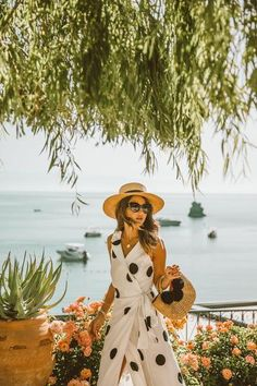 Cute Summer Outfits, Holiday Outfits, Pretty Outfits, Summer Dresses, Outfit Summer, Spring Summer Fashion, Style Summer, Classy Women, Flower Dresses