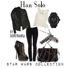 My nerdy side! Love Star Wars!