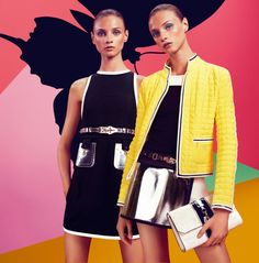 Fay Spring Summer 2013 Campaign | FashionMention