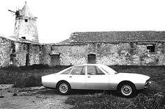 Pininfarina + Jaguar 1972