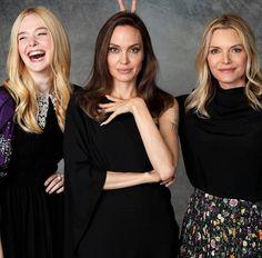 Maleficent Cast, Angelina Jolie Maleficent, Angelina Joile, Brad Pitt And Angelina Jolie, Angelina Jolie Photos, Jolie Pitt, Maleficent Quotes, Divas, Catherine Bell