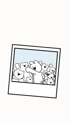 [배경화면] 캐릭터 핸드폰 배경화면 1탄 / 오버액션토끼 : 네이버 블로그 Tumblr Wallpaper, Photo Wallpaper, Wallpaper Backgrounds, Rabbit Wallpaper, Tea Logo, Kakao Friends, Polaroid, Cute Cartoon Wallpapers, Lock Screen Wallpaper