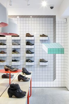 Tomas Alonso_camper store_london