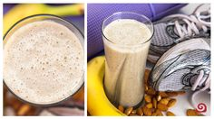 Whole Fruit and Nut Recovery Drink - Blendtec Recipe
