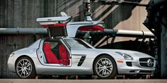 Archived First Drive: 2011 Mercedes-Benz SLS AMG