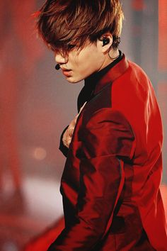 The beauty that is KIM JONGIN.