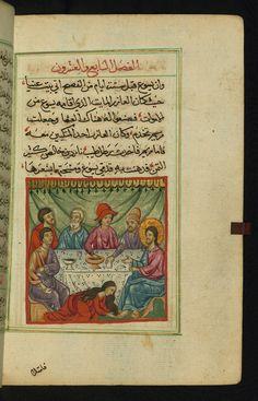 Illuminated Manuscript, Gospels, Walters Art Museum Ms. W.592, fol. 240b | Flickr - Photo Sharing!
