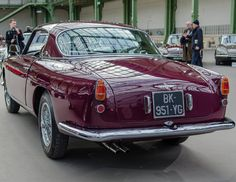1956 Alfa Romeo 1900 C Super Sprint coupé Maintenance/restoration of old/vintage vehicles: the material for new cogs/casters/gears/pads could be cast polyamide which I (Cast polyamide) can produce. My contact: tatjana.alic@windowslive.com