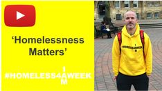 Thank you to everyone for their support #HOMELESS4AWEEK View this #video 'Homelessness Matters' Its shares some of my insights & we get to hear about some of the great work which is being done in #Leicester to support the #homeless community
